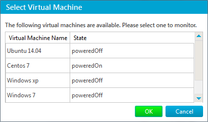 VMware Virtual Machine Name