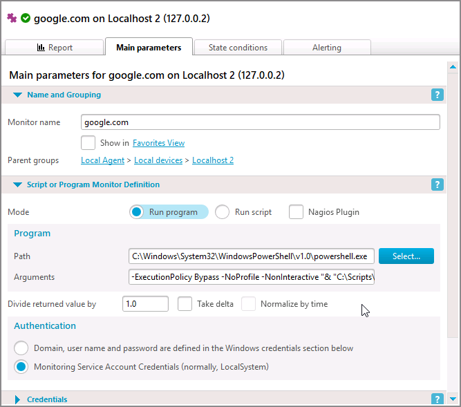 Get site certificate expiration via PowerShell script