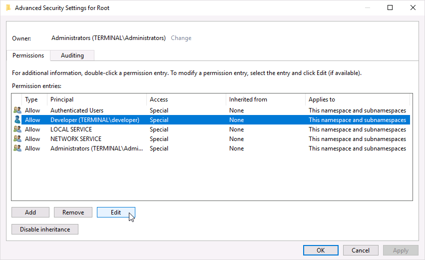 How to enable remote WMI access | IPHost Network Monitor