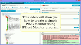 IPHost Network Monitor - Short Overview
