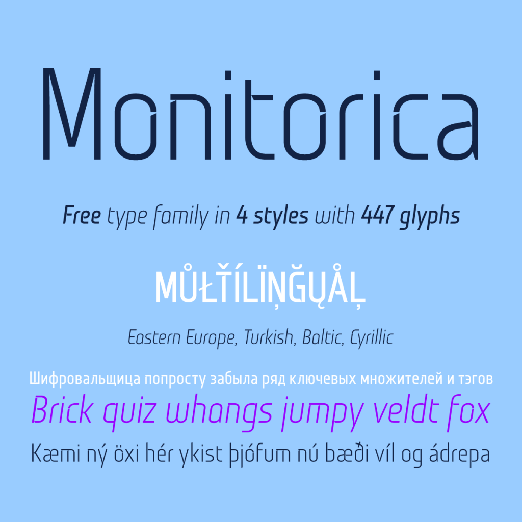 Monitorica-Intro